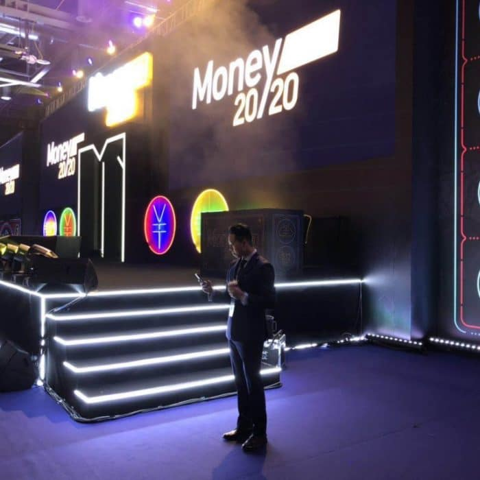 Money 20/20 Fintech Event in Hangzhou China