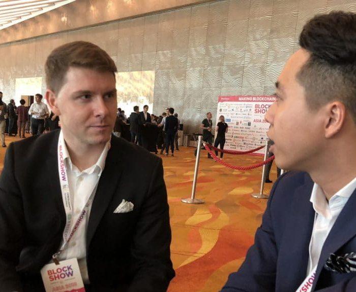 BlockShow Asia 2018, Singapore