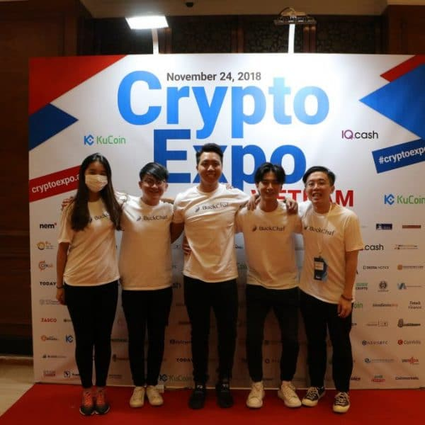 Crypto Expo in Vietnam 2018