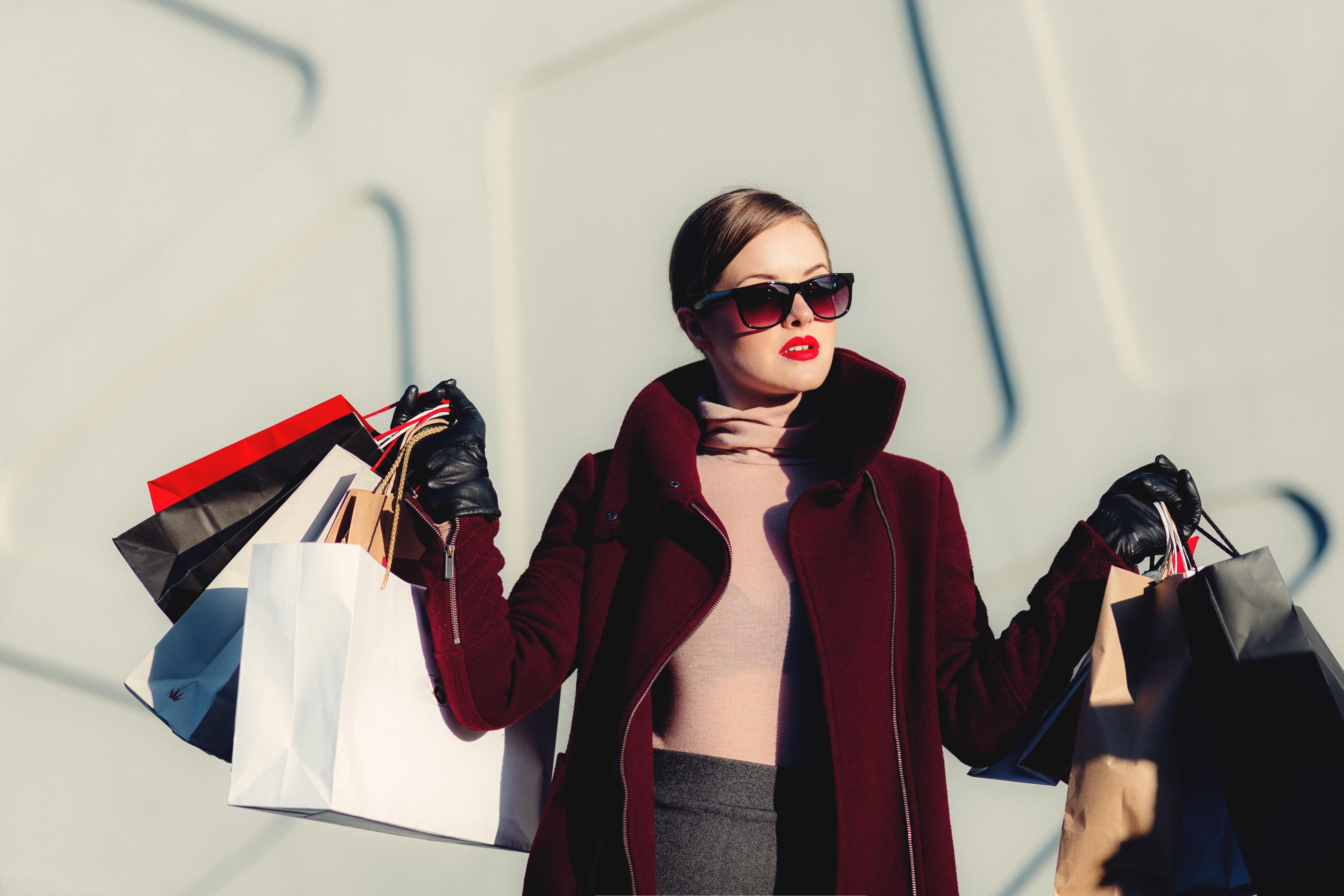 電商的崛起讓購物變得非常便利快速